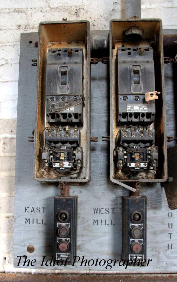 mill controls
