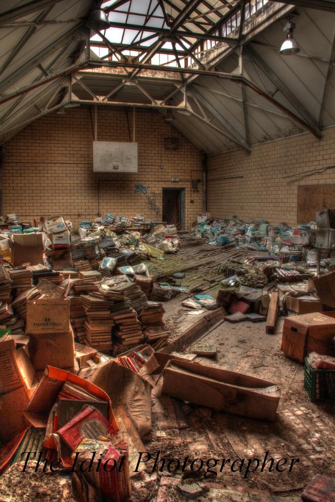edison book storage