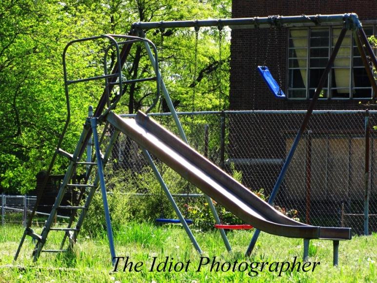 empty slide