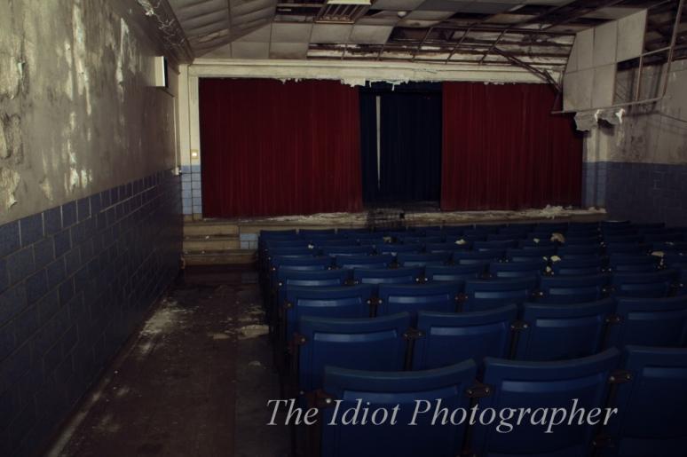 forgotten stage