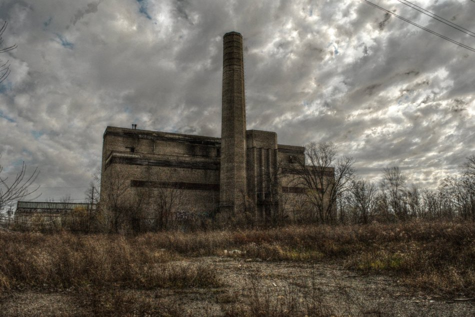 Defunct Power Plant