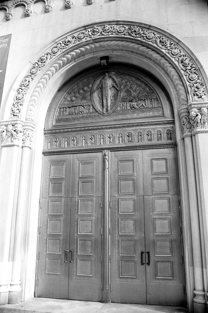 St. Aloysius Door