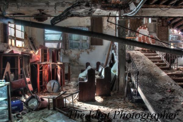 basement church