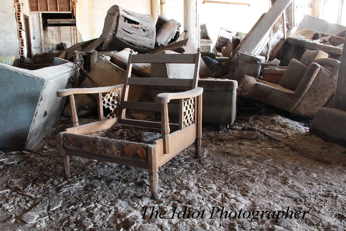 rotten chair
