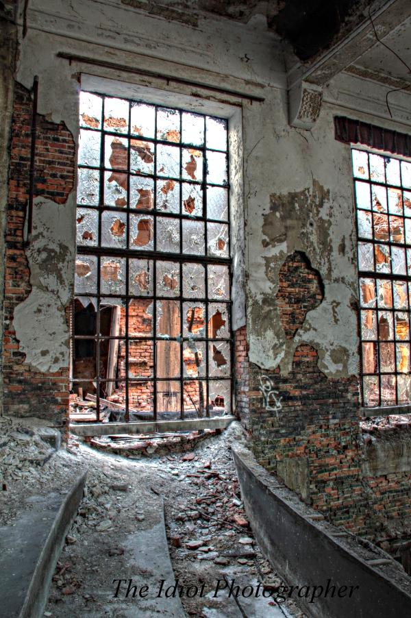 upper deck windows
