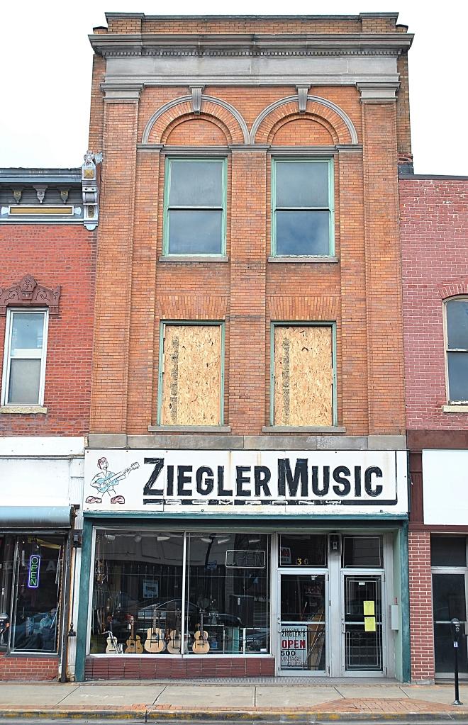 Ziegler Music, Aurora, IL