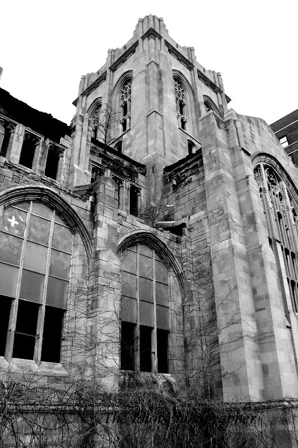 Methodist Church, exterior 3