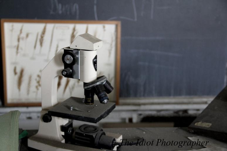 Emerson Microscope