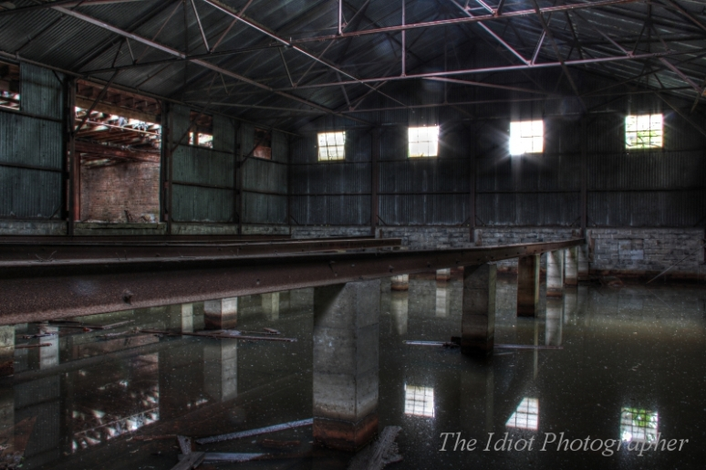 snb flooded room