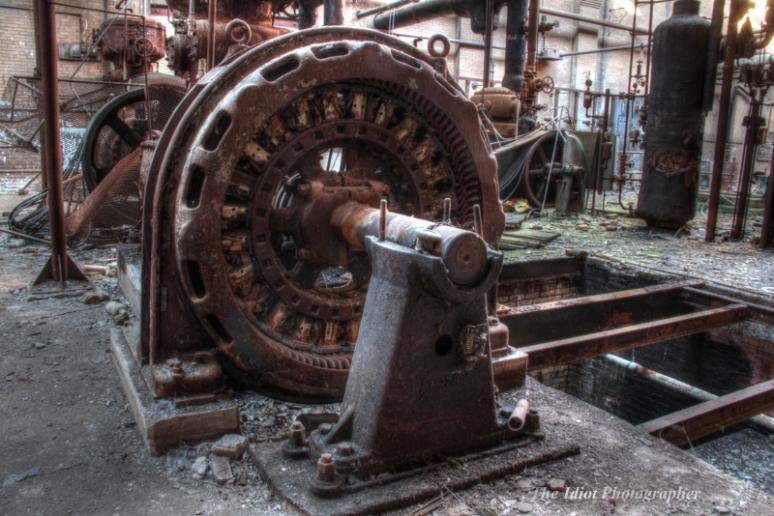 Armour turbine