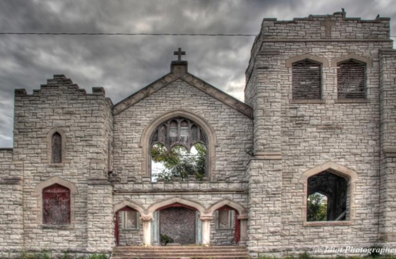 ESTL C Church exterior
