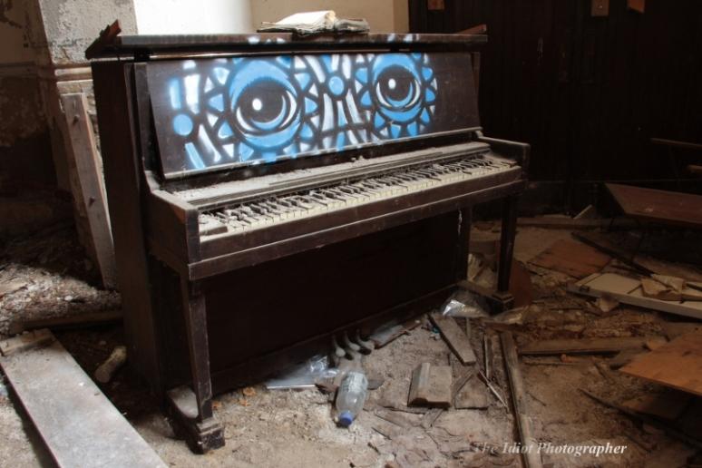 STL Lutheran Church piano