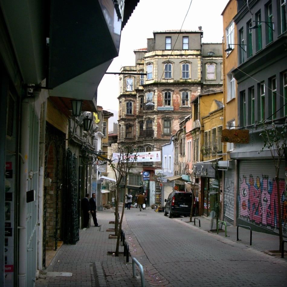 IstanbulStreet.wp