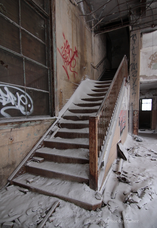 Perilous Stairs
