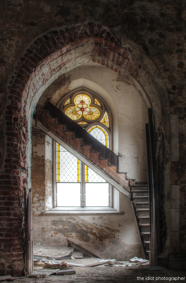 Arch and Stair