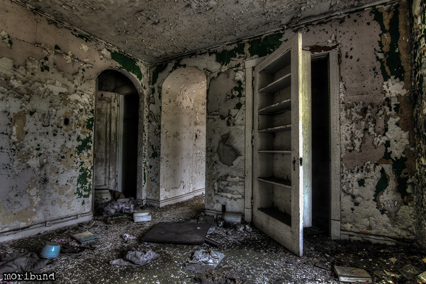 secret passageway blog